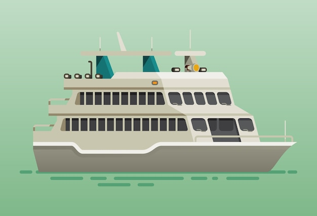 Ferry boat ship