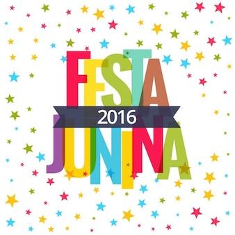 Festa junina 2016 celebrazione sfondo
