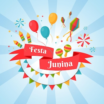 Festa junina event day