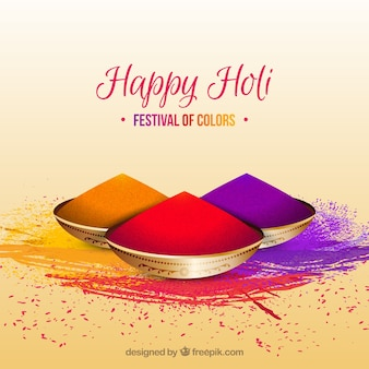 Festival of colors background