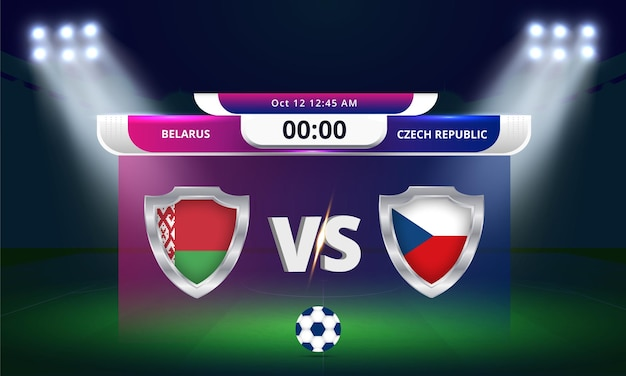 Fifaワールドカップ予選2022ベラルーシvsチェコ共和国サッカーの試合