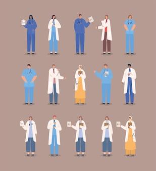 Пятнадцать хороших докторов