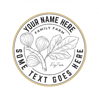 Fig tree farm logo