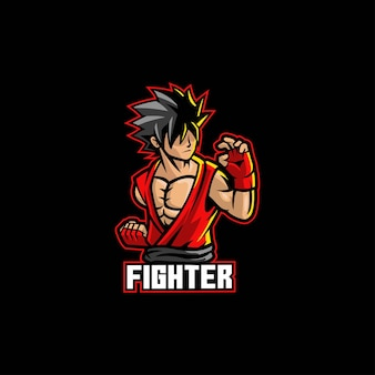 Fighter fight club man people danger