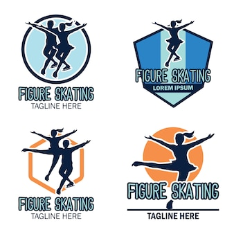 Figure skating logo