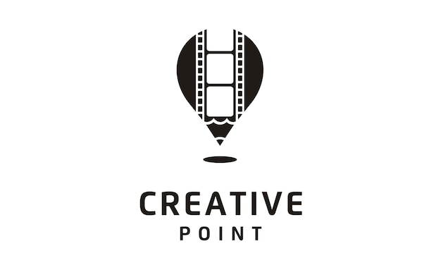 Film / movie / video / cinematography logo