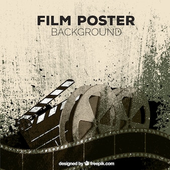 Movie Poster Vectors Photos And PSD Files