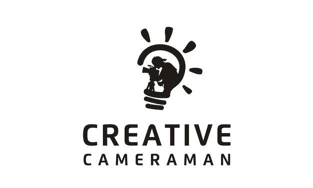 Логотип film / кино / видео / кинематография
