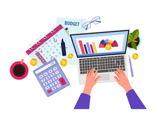 Финансовый аудит или бюджетное планирование мультфильм