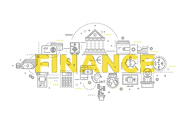 Finance linear design