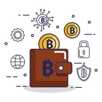 ビットコインアイコンによる財務