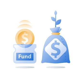 金融投資ファンド