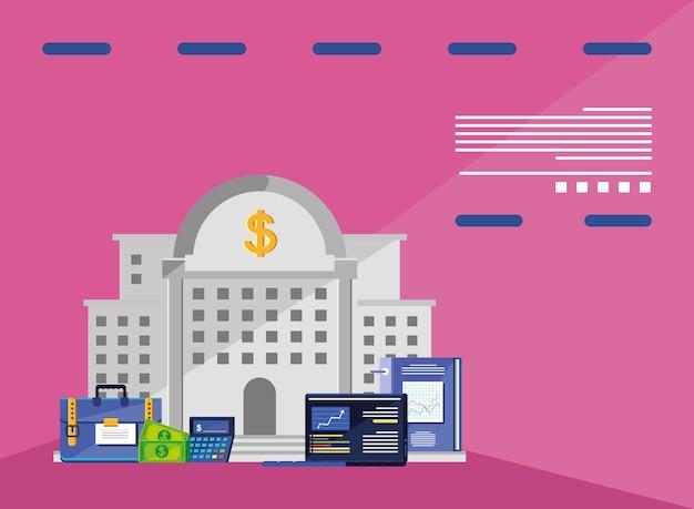 Financial management bank