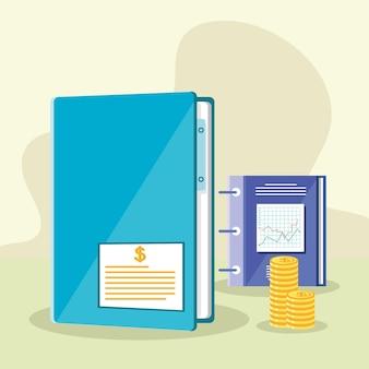 재무 관리 돈