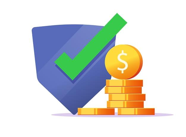 Гарантии финансовой защиты
