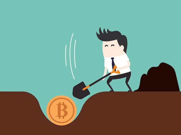 Financials concept