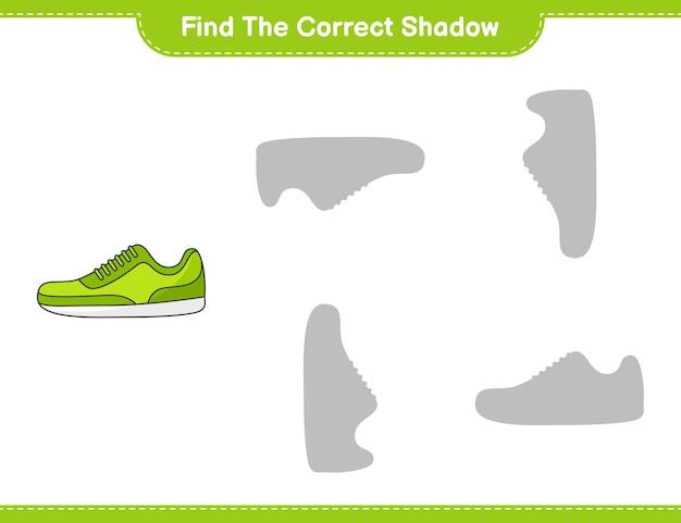 Найди правильную тень развивающая детская игра