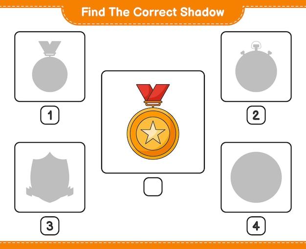 Найдите правильную тень найдите и сопоставьте правильную тень игры trophy educational children