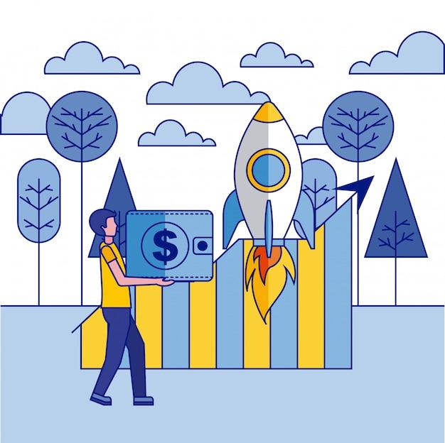 Fintech business related