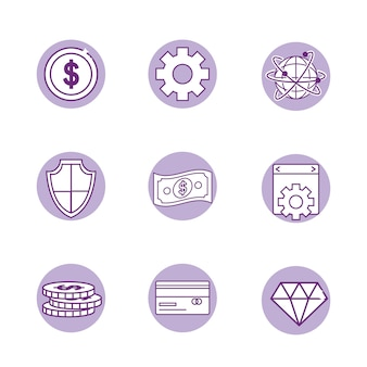 Fintech industry design