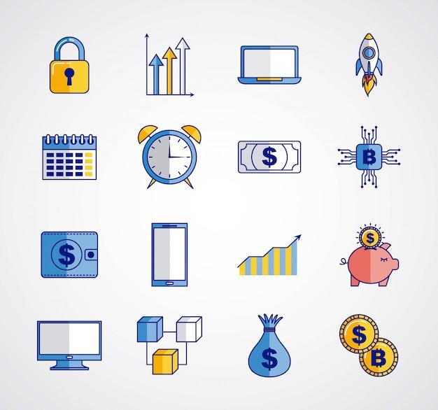 Fintechビットコイン暗号通貨