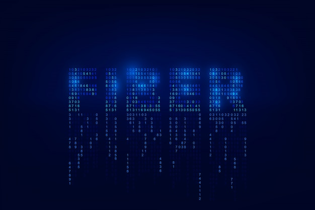Firber optic technology background