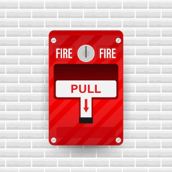 Fire alarm system fire equipment