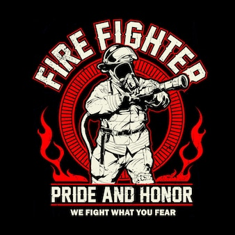 Fire fighter design
