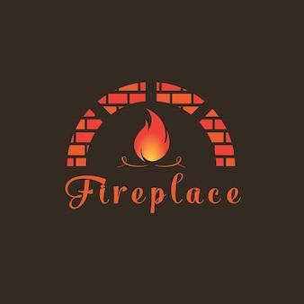 Логотип fireplace