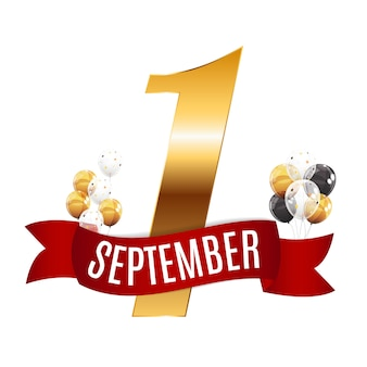 First 1 september