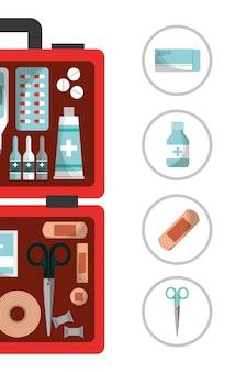 Аптечка медицинской помощи