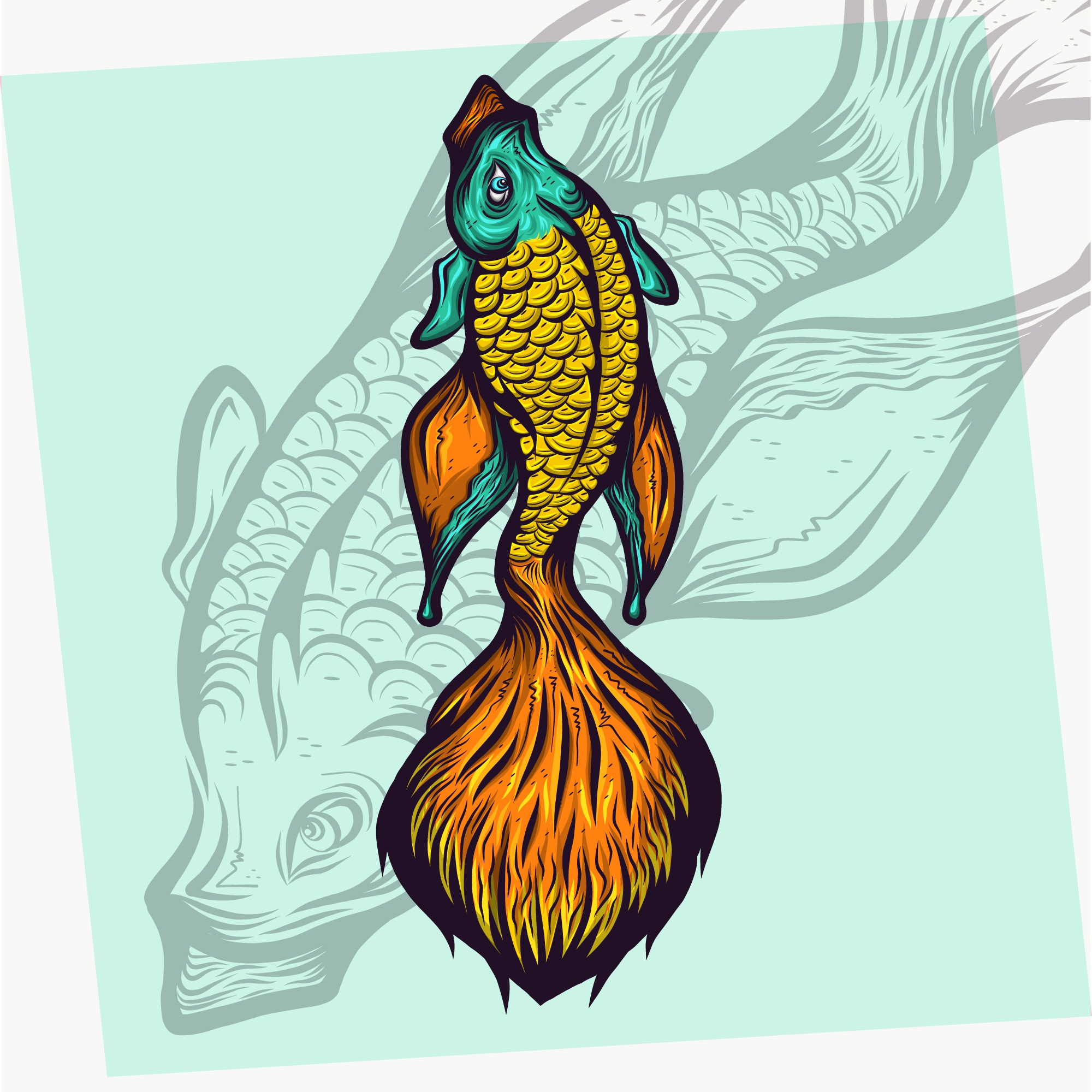 Fish illustration