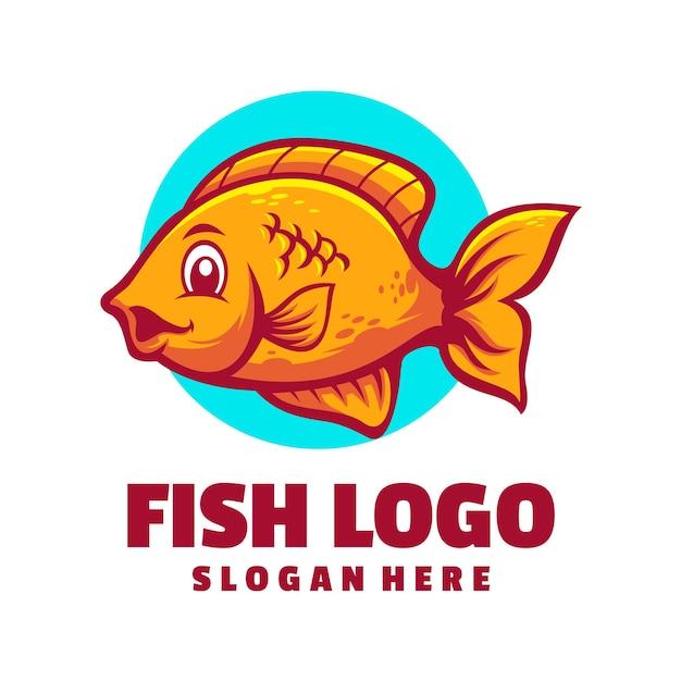 Рыба логотип