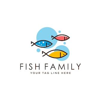물고기 로고