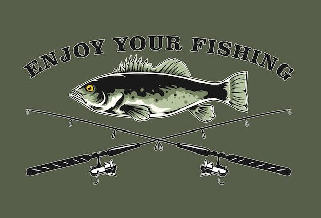 釣りのデザイン