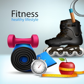 Фитнес-образ жизни