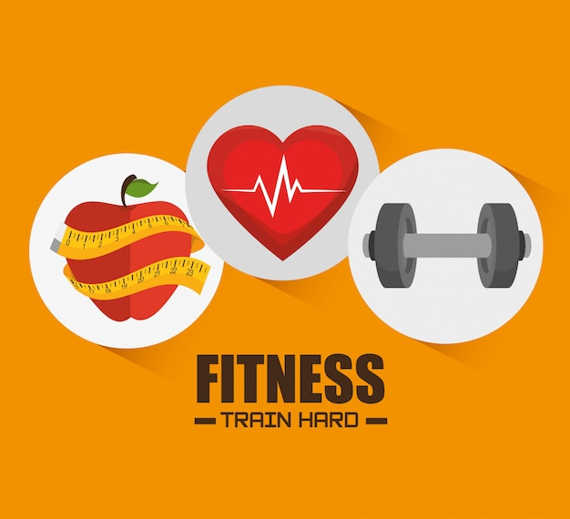 Fitness lifestyle  design