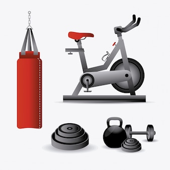 Fitness lifestyle design.