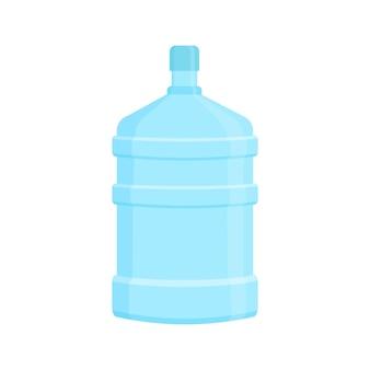 Бутылка для воды 5 галлонов большой пластиковый контейнер для минеральной питьевой воды