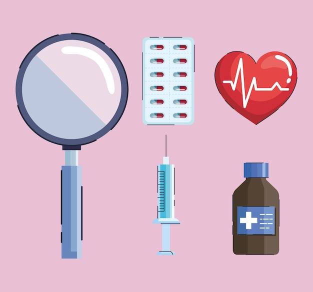 Five hypertension elements