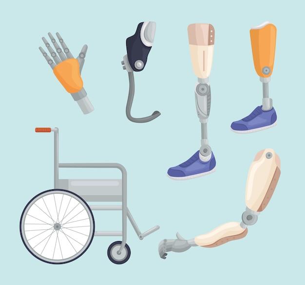 Пять значков протезирования имплантатов