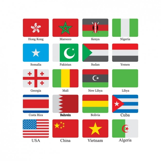 Flag Icon Collection