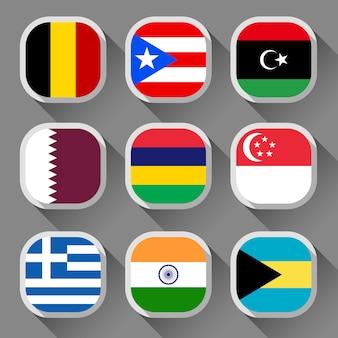 Флаги мира