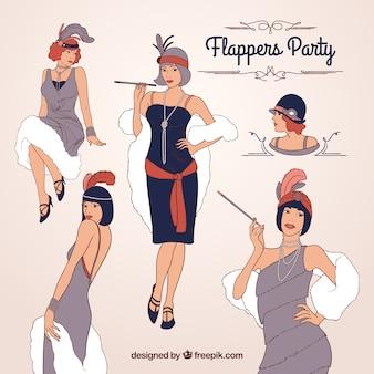 Flappers партия