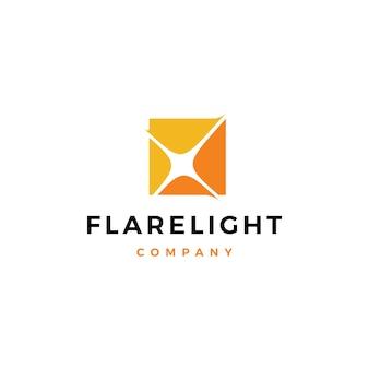 Flare light логотип
