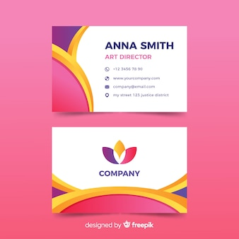 Business Cards Vectors, Photos and PSD files | Free Download