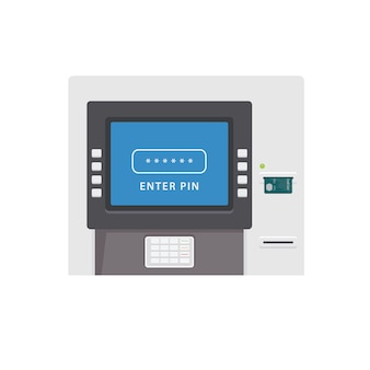 Плоский банкомат