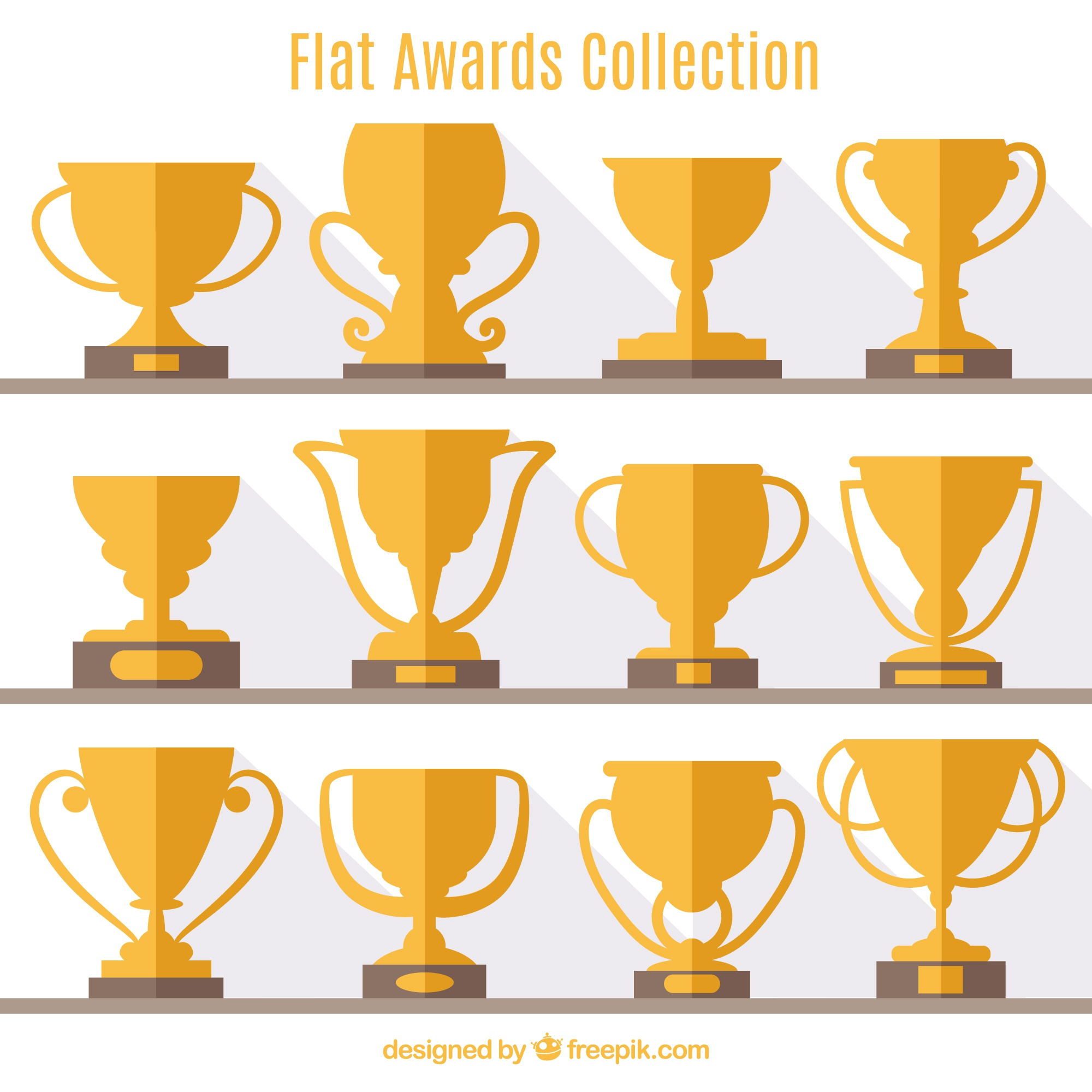Flat Award Collection