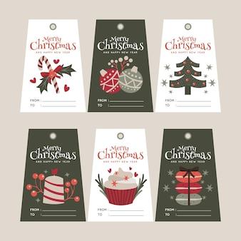 Плоская рождественская распродажа