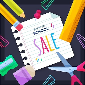Design piatto torna alle vendite scolastiche